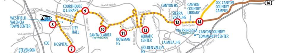 Routes & Schedules - City of Santa Clarita Transit