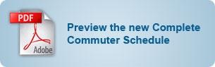 New Commuter Schedule